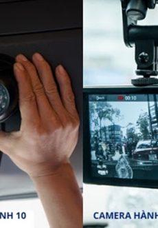 Camera hợp chuẩn nghị định 10 cho xe ô tô